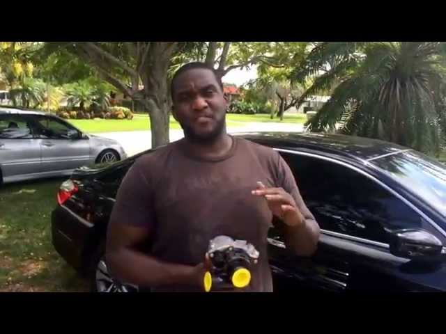 How to ::: BMW 335i water pump replacement - YouTube