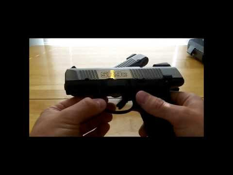 My Two Cents - Ruger SR9 and SR9C Review (9mm)