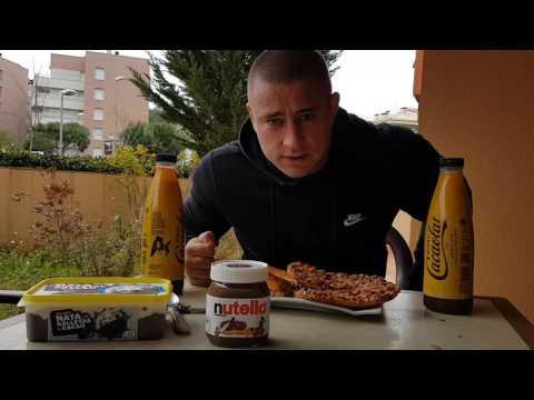 Читмил. Nutella. Испания, Ллорет де Мар.