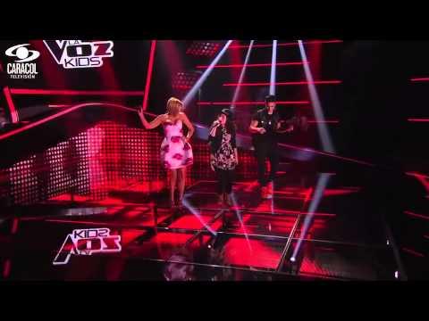 Sara cantó 'Royals' de Lorde – LVK Colombia – Audiciones a ciegas – T1