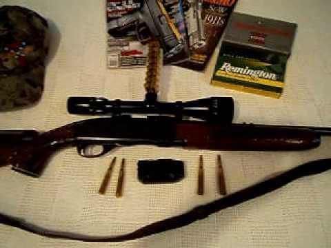 Remington 742 Woodsmaster