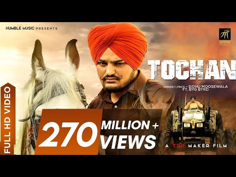 Tochan (Full Video) | SIDHU MOOSEWALA | BYG BYRD | SONIA MAAN | Humble Music thumbnail