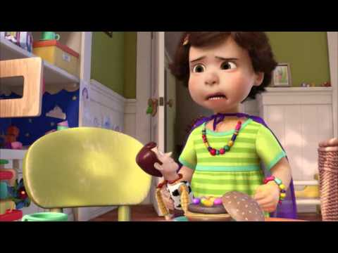 Toy Story 3 - Playtime At Bonnie s [HD]