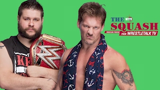 WHAT THE HELL IS GOING ON SPECIAL! Bayley Title Win, Owens & Jericho, Emmalina | THE SQUASH