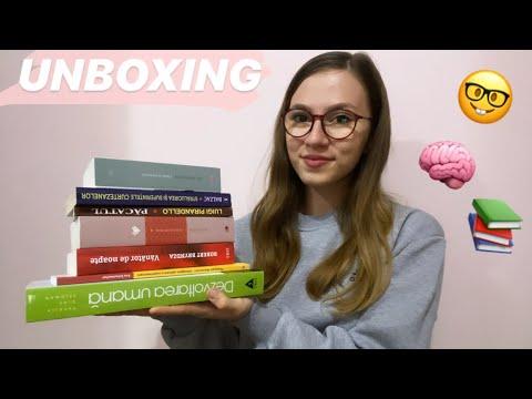 UNBOXING cărți | Ce cărți am cumpărat de pe Elefant.ro?