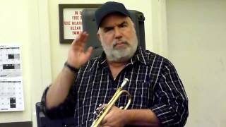 Randy Brecker clinic on swinging and Bop phrasing articulation MTS   YouTube 720p