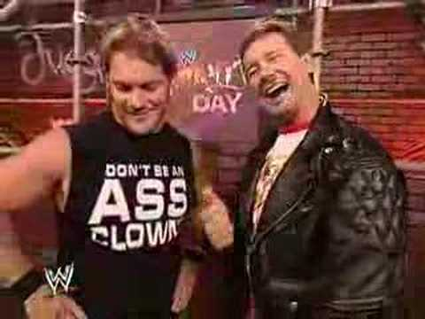 Rowdy Roddy Piper and Chris Jericho Promo Video