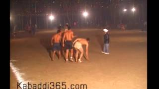 Sarhi (Hoshiarpur) Kabaddi Tournament 8 Jan 2014 Part 5 By Kabaddi365.com