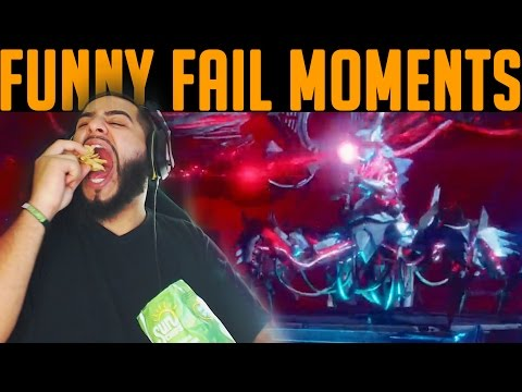Destiny FUNNY FAIL MOMENTS, WORST TEAMMATE Ever, How to Eat Chips & Best for Last