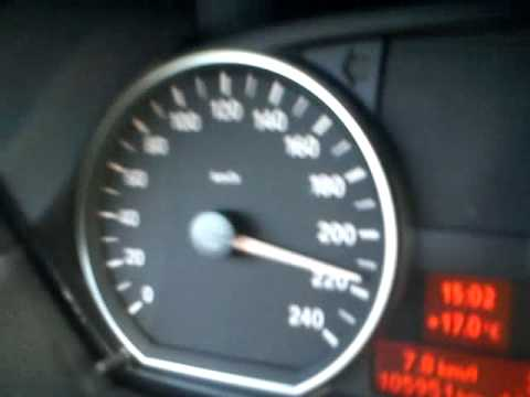 Bmw Speed Bmw 118d 143cv Top Speed