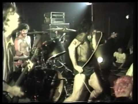 BLACK FLAG - Nervous Breakdown - (1984, Bierkellar, Leeds, UK)