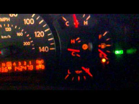 Nissan ARMADA, расход топлива