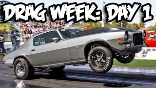 Drag Week 2017 - Day 1 Highlights!