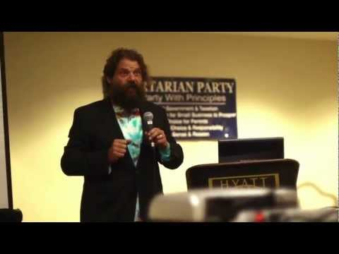 Rupert Boneham speaks to the LSLA in August