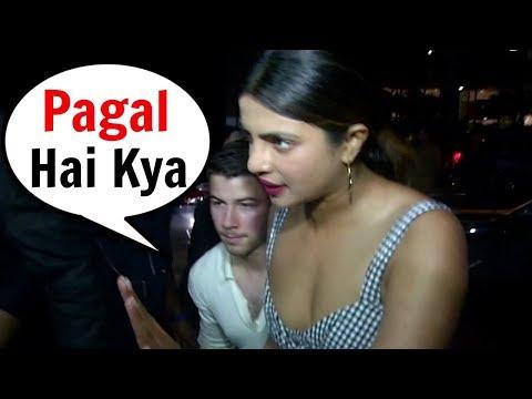 Priyanka Chopra ANGRY On Media For Misbehaving With Boyfriend Nick Jonas thumbnail