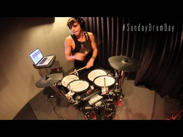 SundayDrumDay - quotNever Been In Lovequot Ryan James Drum Cover