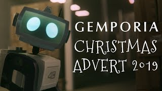 Gemporia Christmas Advert 2019