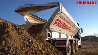 Fruehauf Aggri-Roll RTS MKIII - Quarry Work Demonstration