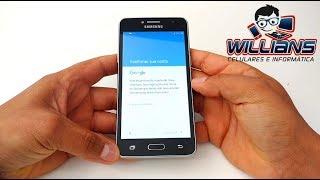 Remover conta Google Samsung Galaxy J2 Prime SM G532 G532MT Hard reset