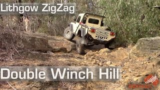 500m in 5h | 4wd in Lithgow | Hilux, Patrol, JK & Landrover | ALLOFFROAD #86