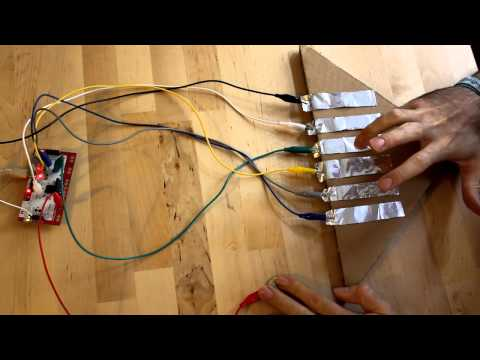 Building your own DIY MIDI controller? Easy as pie!