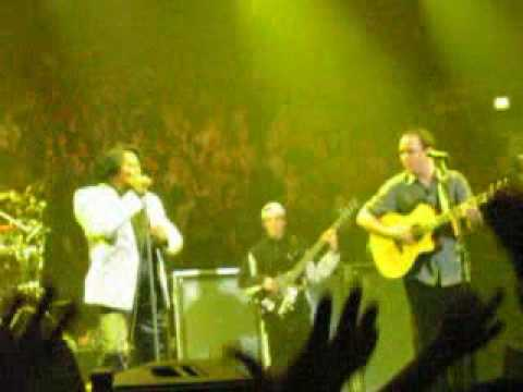 12.21.2002 DMB and James Brown Sex Machine (Get up!) @ MSG