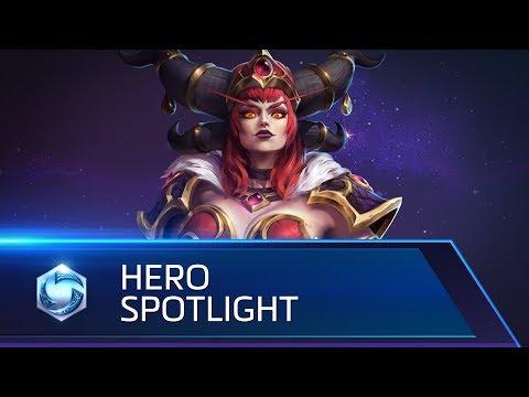 Alexstrasza Spotlight – Heroes of the Storm