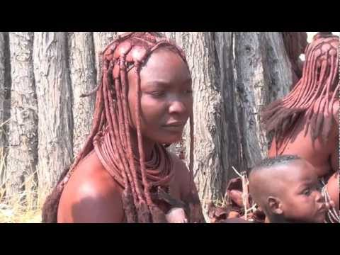 Muhimba tribe in Angola HD