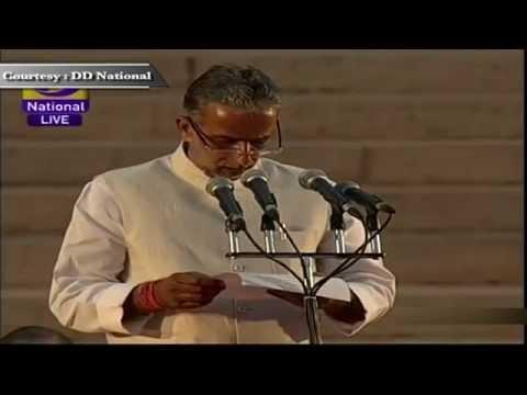 Shri Krishan Pal sworn-in as Minister of State
