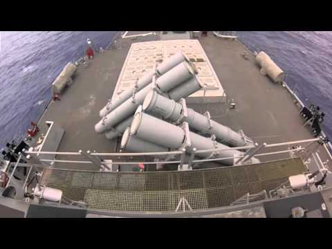 Flight Ready: Atlantic Targets & Marine Operations