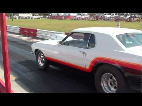 1970 Mustang Dragster