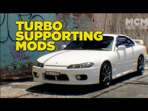 Mighty Car Mods - Go Faster with Turbo Supporting Mods