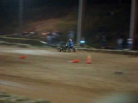Open class at sparta N.C...... Alleghany Mower Racing Association