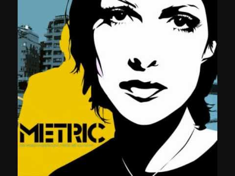 Metric - Love Is A Place
