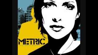 Watch Metric Love Is A Place video