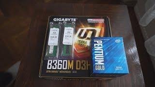 Pentium GOLD G5400 Best Budget Gaming PC