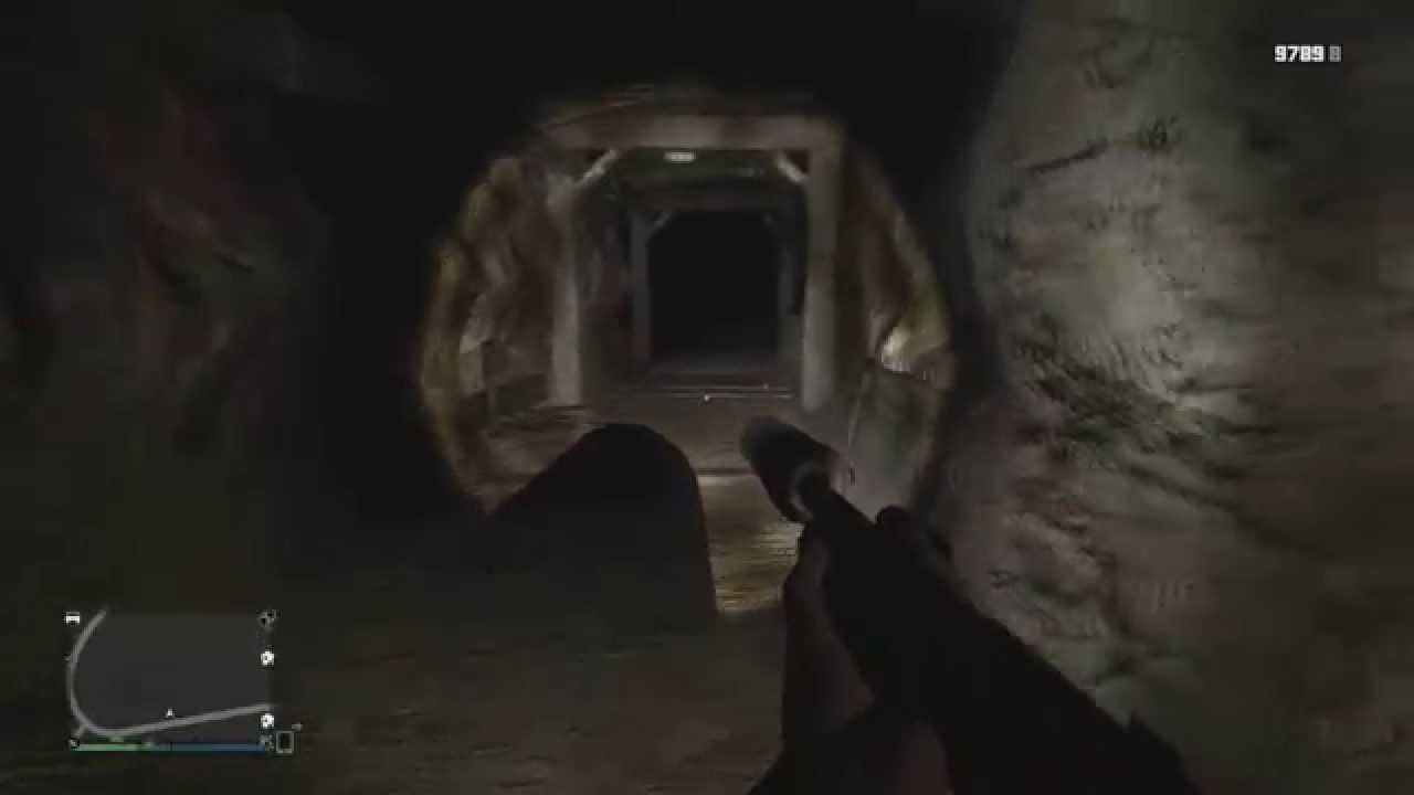 Tunnel Located Tunnel Easteregg Location