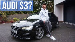 MY NEW CAR!! | ANOTHER AUDI S3 SALOON??