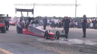 Todd Patton Tim Hortons Top Fuel Dragster