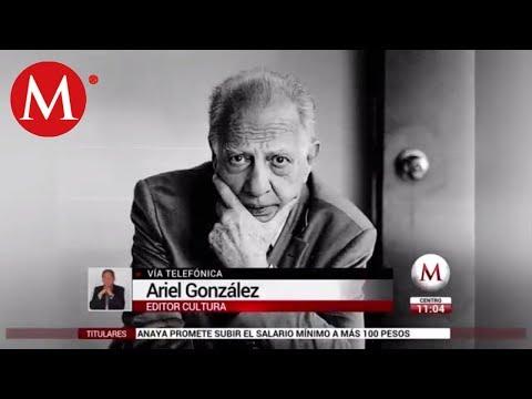 Murió el escritor Sergio Pitol