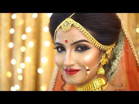 Surajit Saha Photography : Bengali Hindu Bridal Makeup and Photoshoot