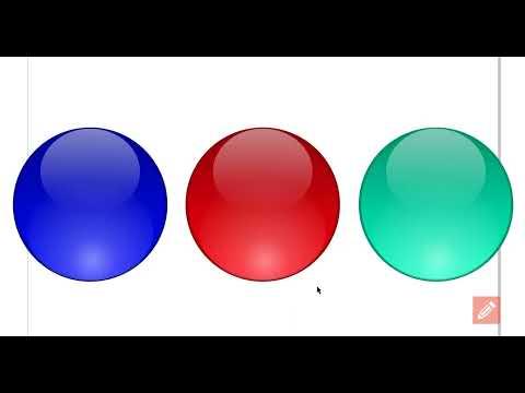 Crie efeitos de iluminação em botões no CorelDRAW