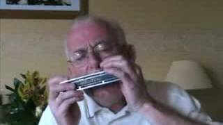 """ODE TO JOY""- Harmonica - Beethoven"