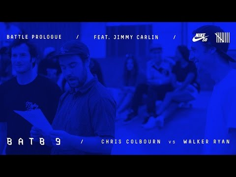 BATB9 | Jimmy Carlin - Battle Prologue: Walker Ryan Vs Chris Colbourn - Round 2