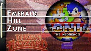 Emerald Hill Zone (Sonic the Hedgehog 2) on uke!