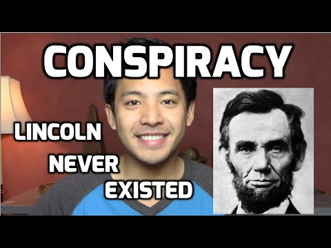 Atheists, Prove Abraham Lincoln is Real!