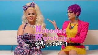 Nobodies Watching Wrestling BONUS: WWE MAE YOUNG CLASSIC (2017) Feat. Jaymes Mansfield