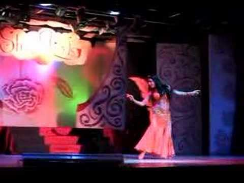 Sandra - Belly Dance