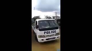CSGT bị giang hồ chém vì chặn xe