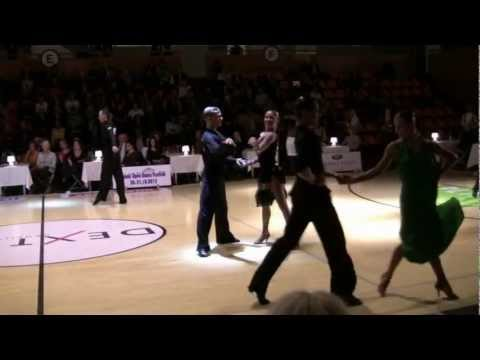 Helsinki Open, WDSF World Open final cha cha